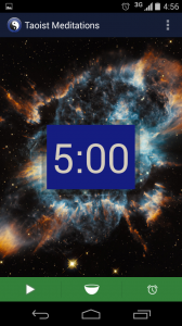 TM Android Timer Cosmos