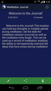 TM Android Journal